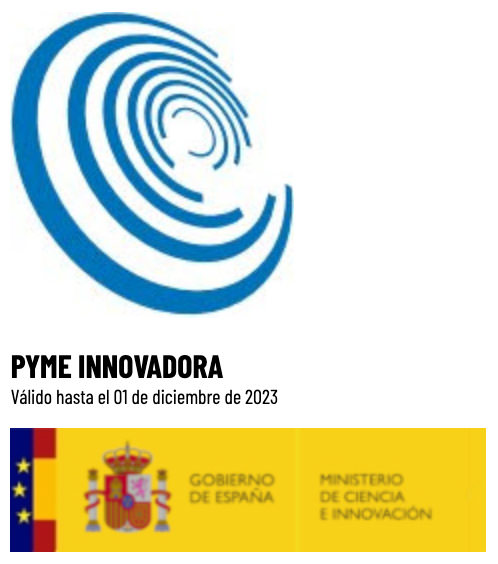 Sello PYME INNOVADORA 01/12/2023